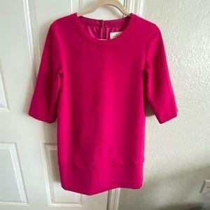 NWOT Kate Spade Scalloped Pink Dress